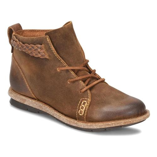 Born Women's Temple Boots Rust