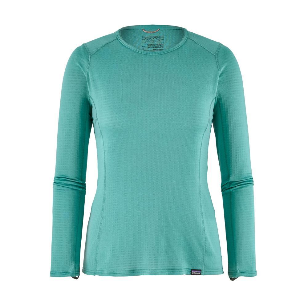Patagonia Women's Capilene Thermal Weight Crew BERYLG_BRYG
