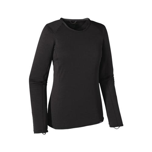Patagonia Women's Capilene Thermal Weight Crew Blk