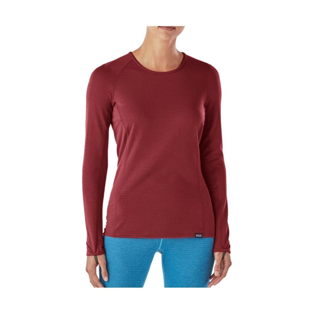 Patagonia Women's Capilene Thermal Weight Crew DRUMFRE_DRMF