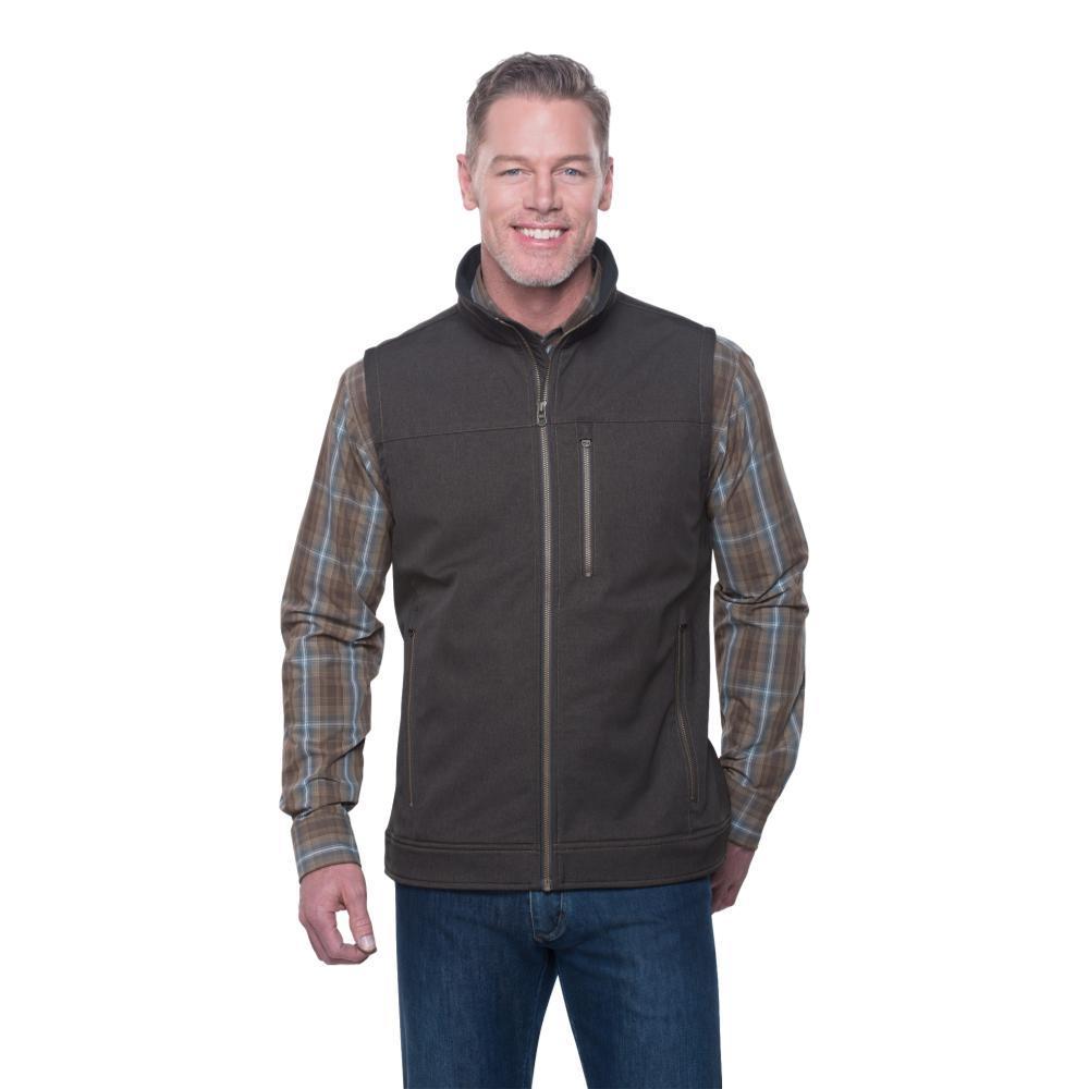 KUHL Men's Impakt Vest ESPRESSO