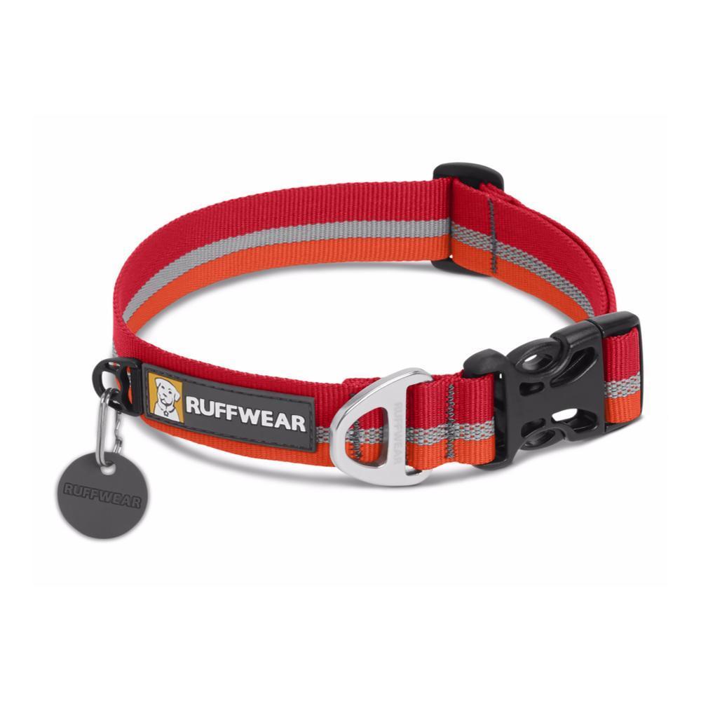 Ruffwear Crag Collar 14-20in KOKANEE_RED