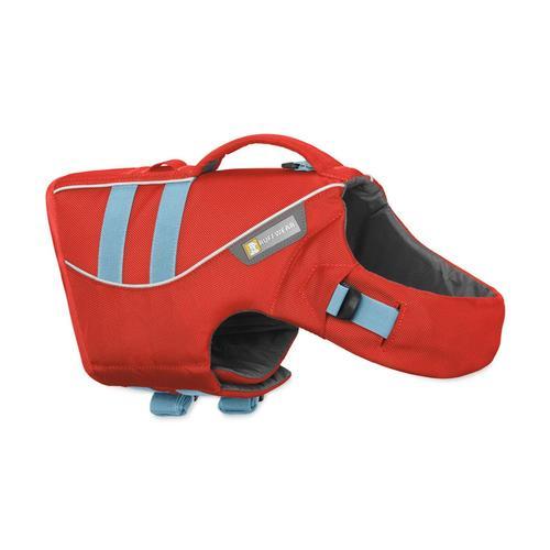 Ruffwear Float Coat - Large Sockeye_red