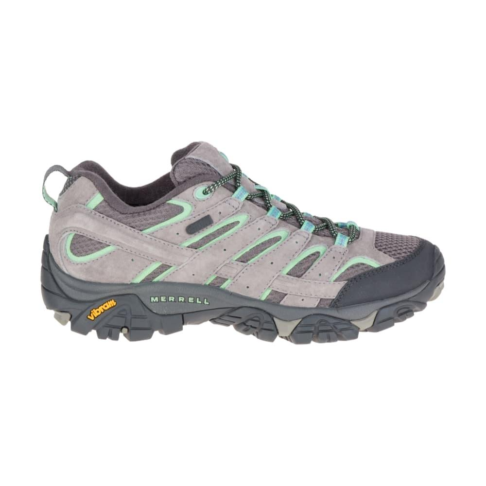 Merrell Women's Moab 2 Waterproof Hiking Shoes DRIZZLE
