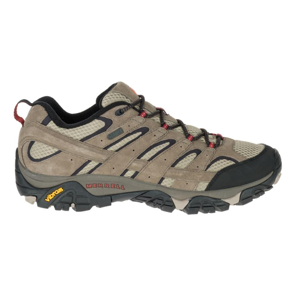 Merrell Men's Moab 2 Waterproof Hiking Shoes BARK