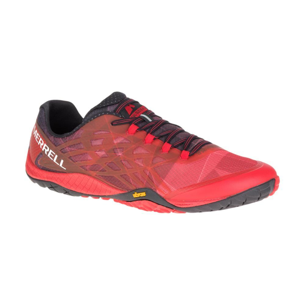 Merrell Men's Trail Glove 4 Running Shoes LAVA