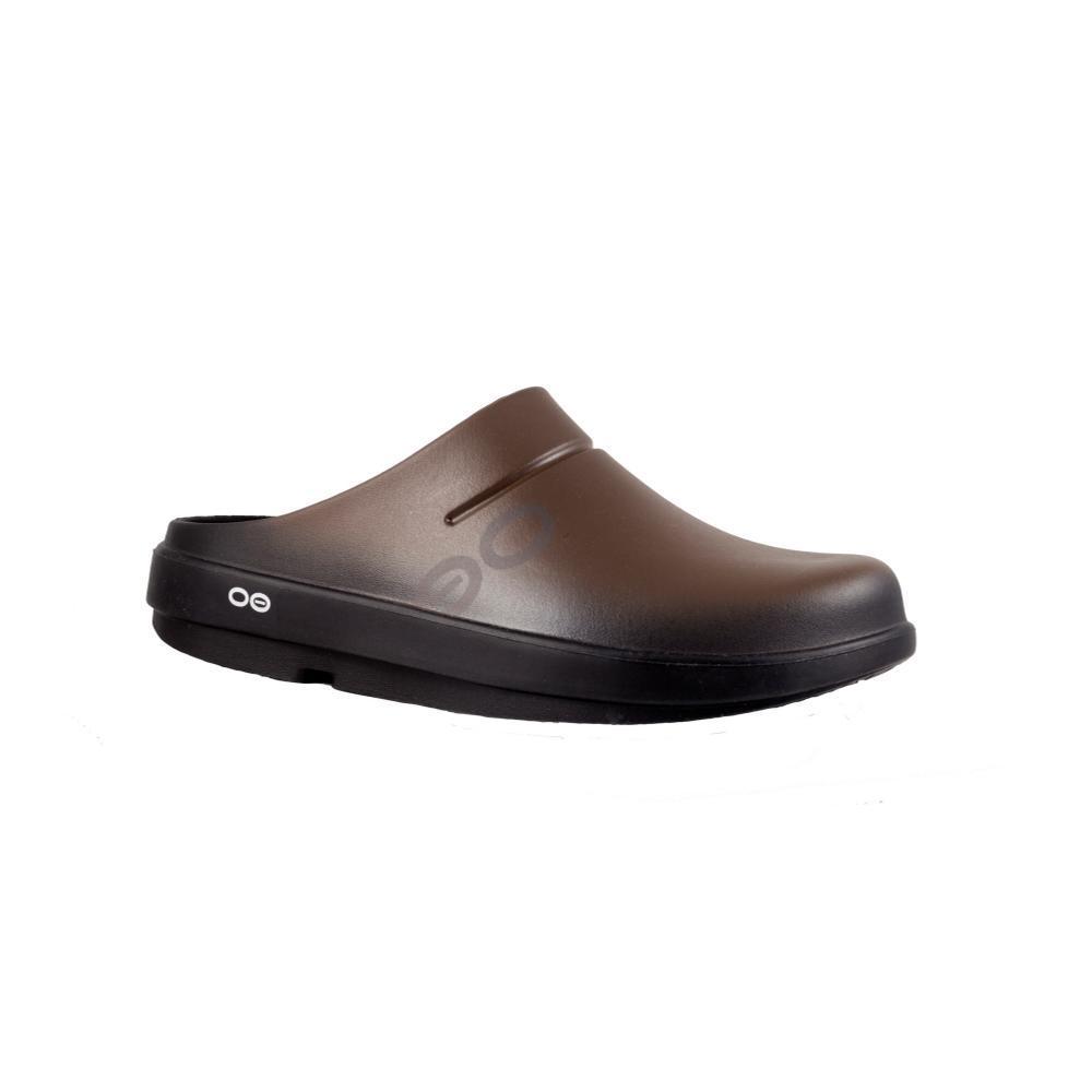 Oofos Men's OOcloog Sport Recovery Shoes BROWN