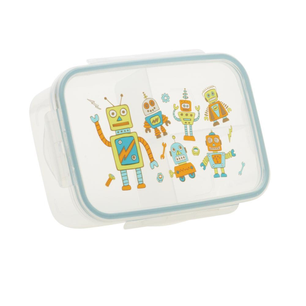 SugarBooger by Ore Retro Robot Good Lunch Bento Box ROBOT