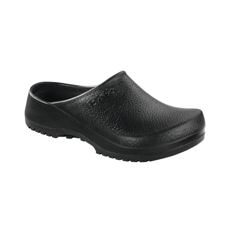 Birkenstock Men's Super Birki Clogs BLACK