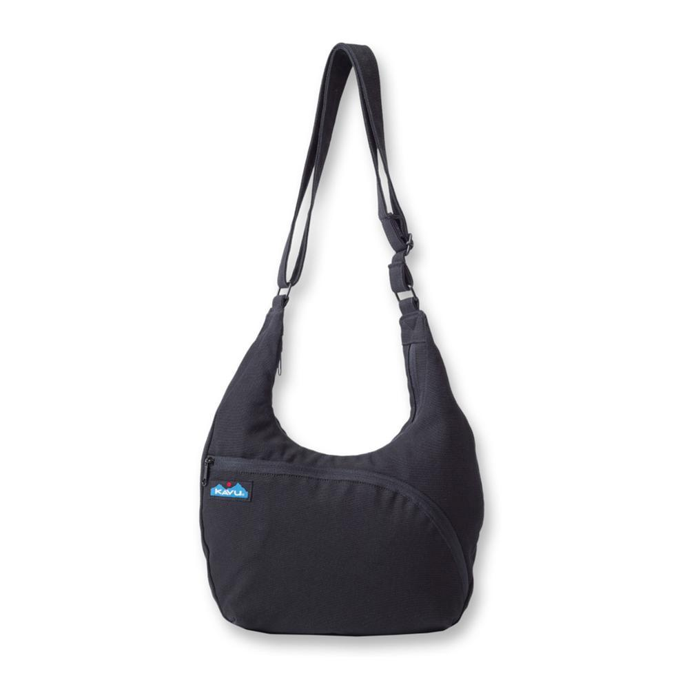 KAVU Sydney Satchel BLACK