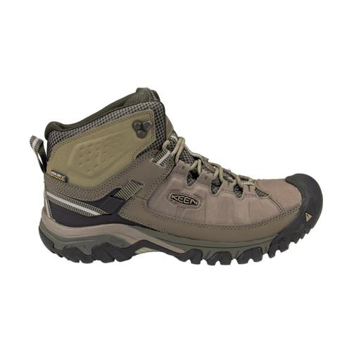 KEEN Men's Targhee Exp Waterproof Mid Shoes Bungee