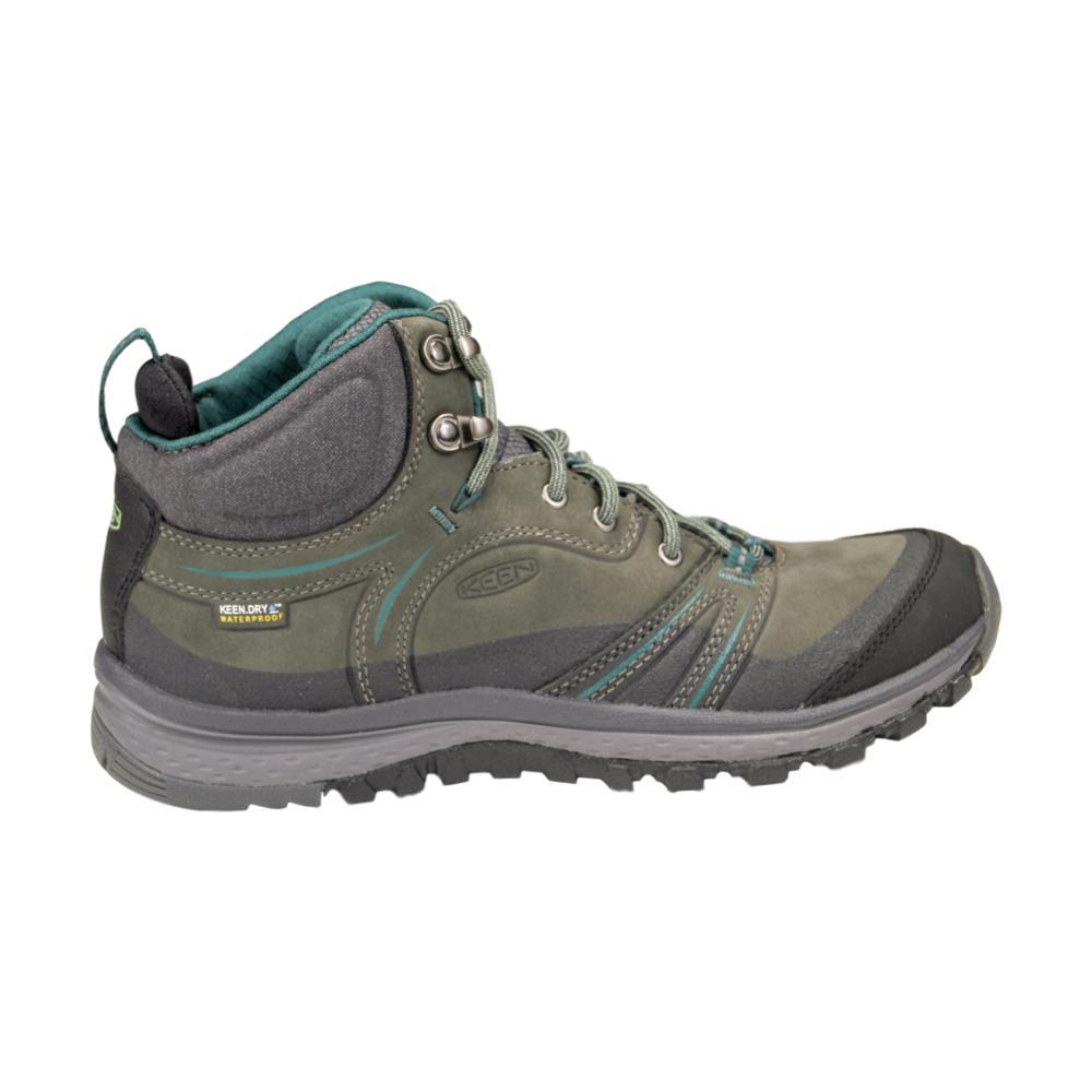 KEEN Women's Terradora Leather Mid Waterproof Boots MUSHROOM