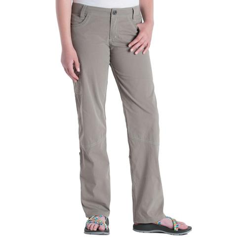 KUHL Girls Splash Roll-Up Pants Khaki