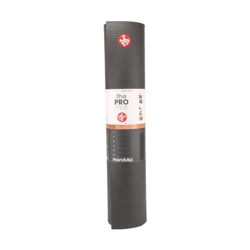 Manduka PRO Yoga Mat 6mm - Standard Blk