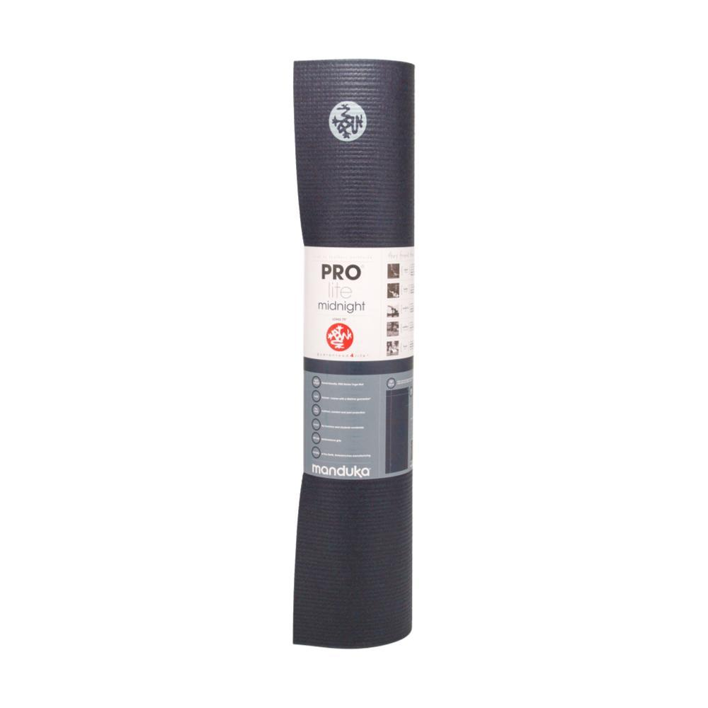 Manduka PROlite Yoga Mat 4.7mm - Standard MIDNIGHT