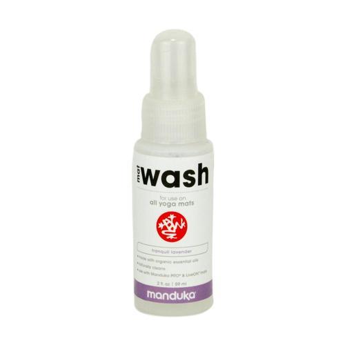 Manduka Mat Wash Travel Spray - Lavender 2oz Lavender