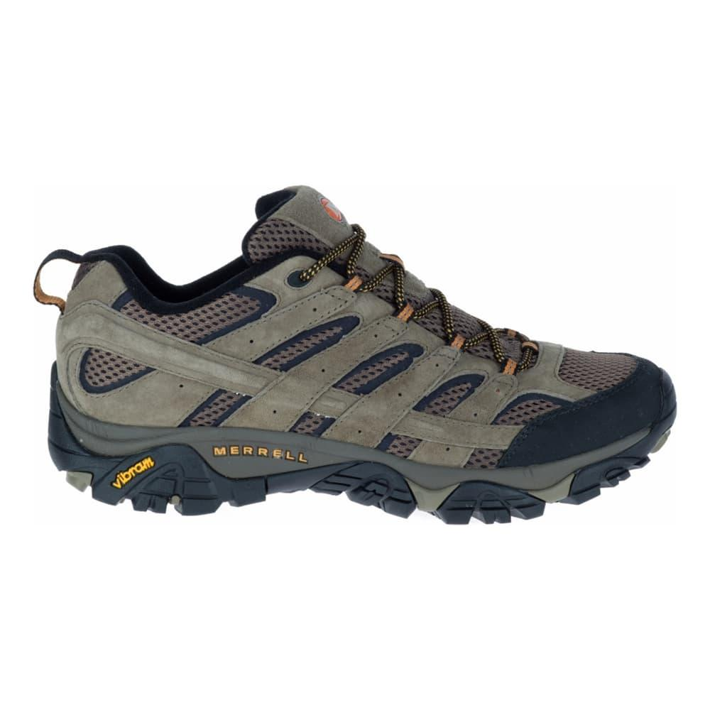 The Merrell Men's Moab 2 Vent Wide Hiking Shoes WALNUT