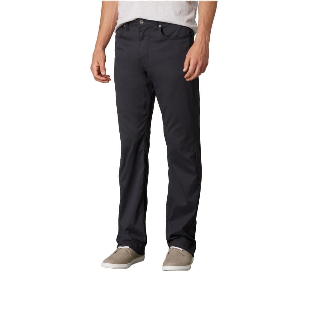prAna Men's Brion Pants - 32in Inseam BLACK