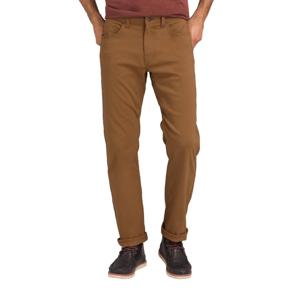 prAna Men's Brion Pants - 32in Inseam SEPIA