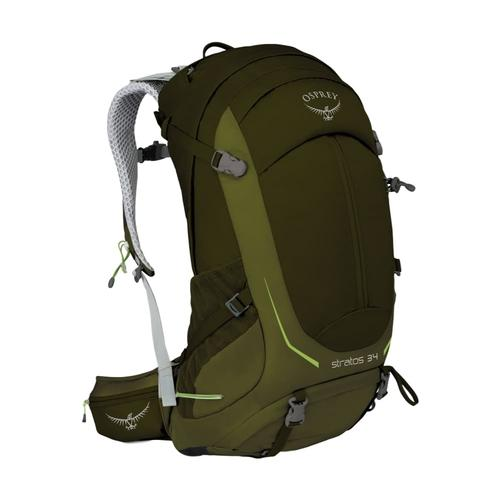 Osprey Stratos 34 - Medium/Large Pack Gatorgreen