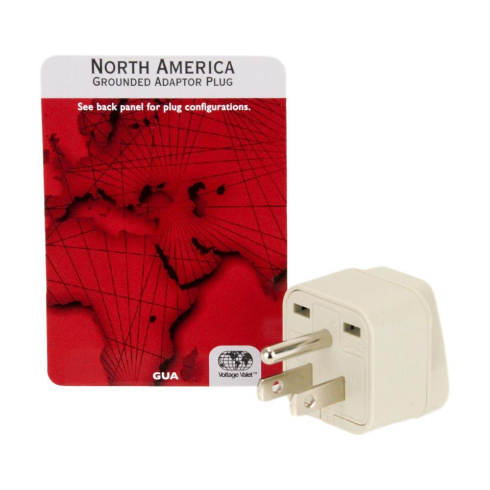 Voltage Valet Gua Grounded Adaptor Plug - North America