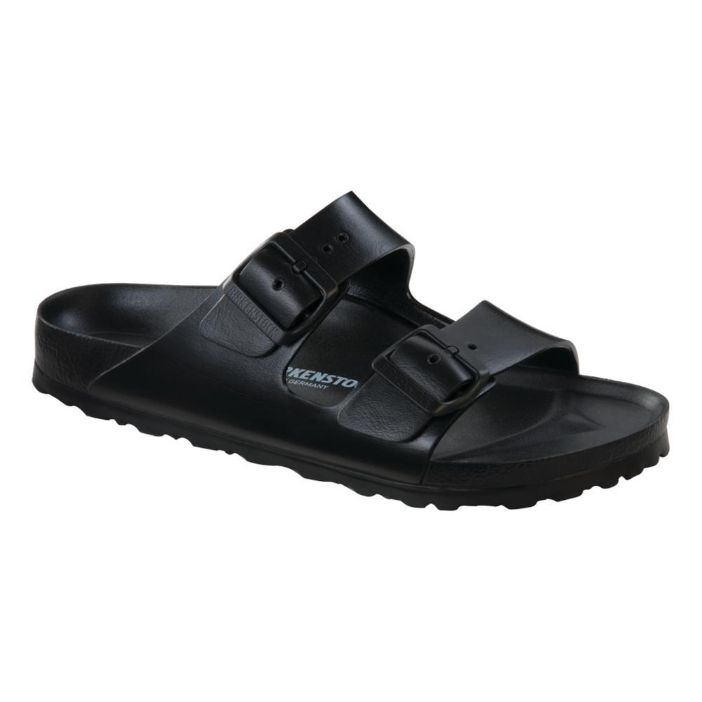 Birkenstock Women's Arizona Essentials EVA Sandals BLACK
