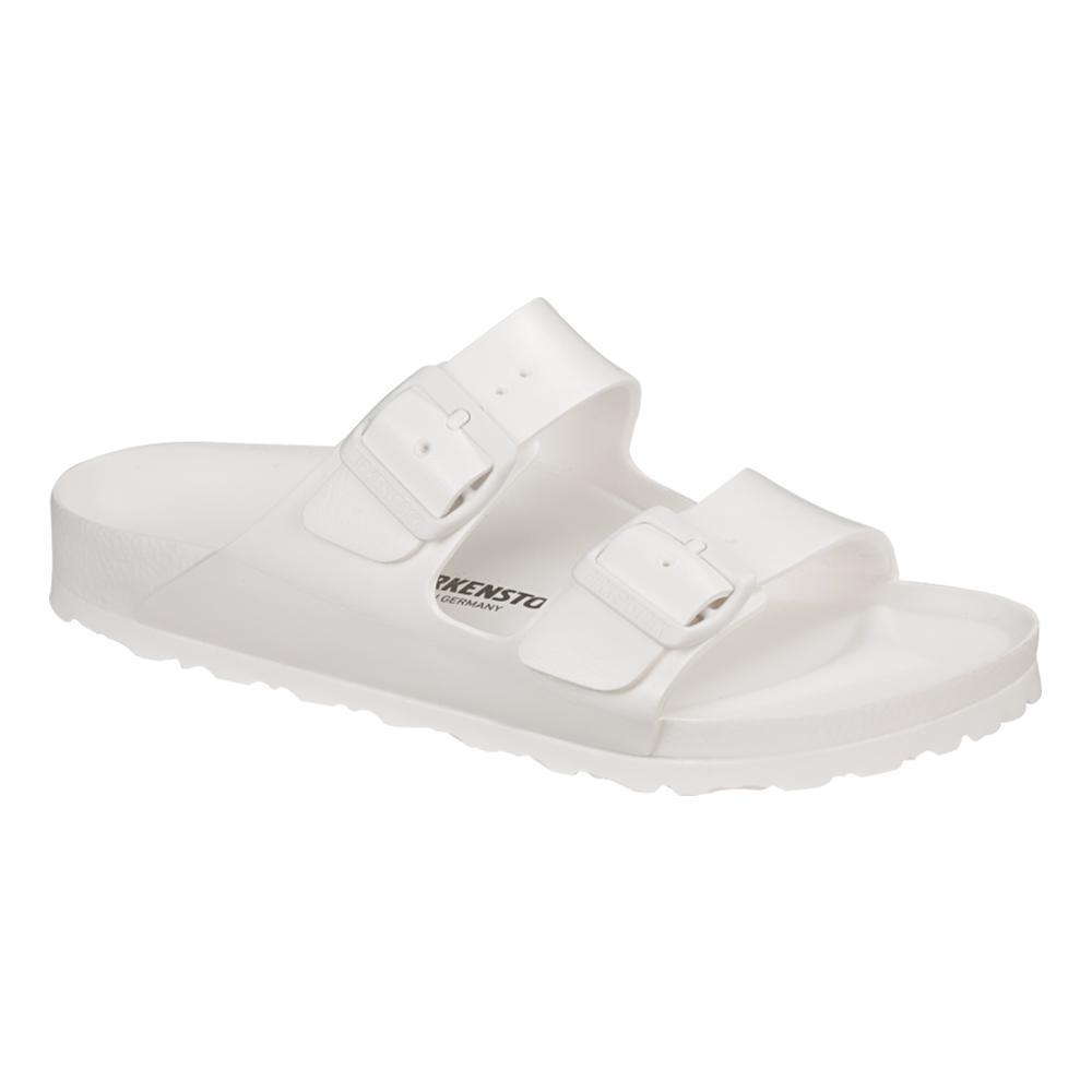 Birkenstock Women's Arizona Essentials EVA Sandals - Narrow WHITE