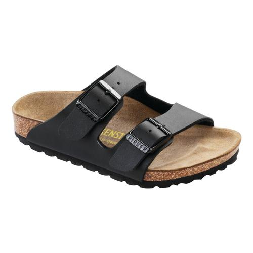 Birkenstock Kids Arizona Birko-Flor Sandals Black
