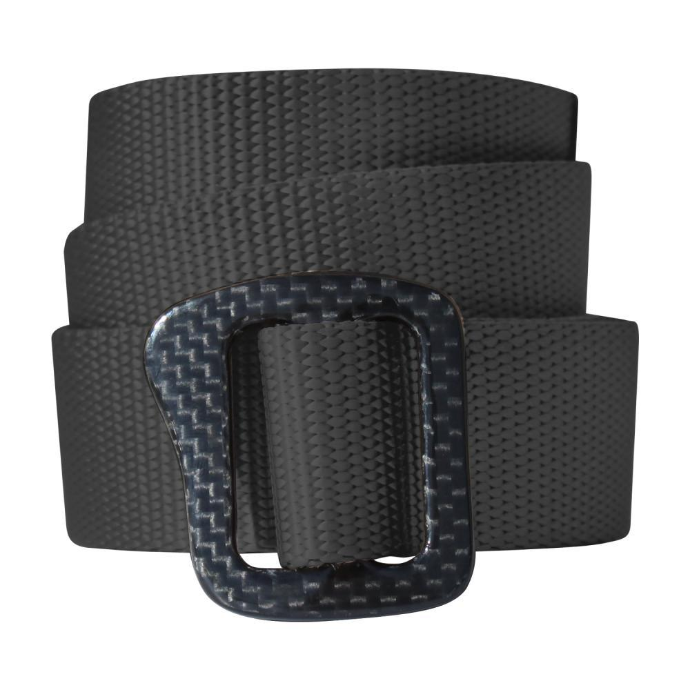 Bison Designs Carbonator Buckle Solid Belt 30mm BLACK