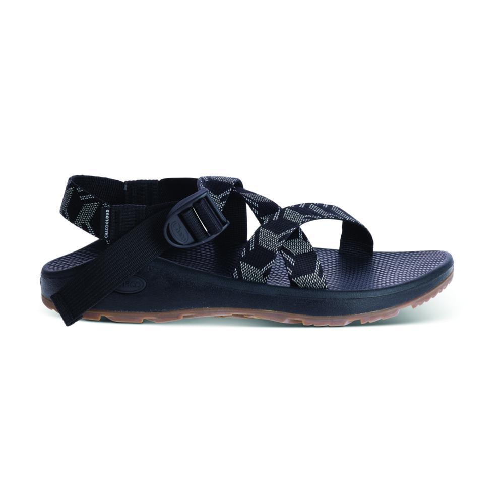 Chaco Men's Z/Cloud Sandals CUBICBLK