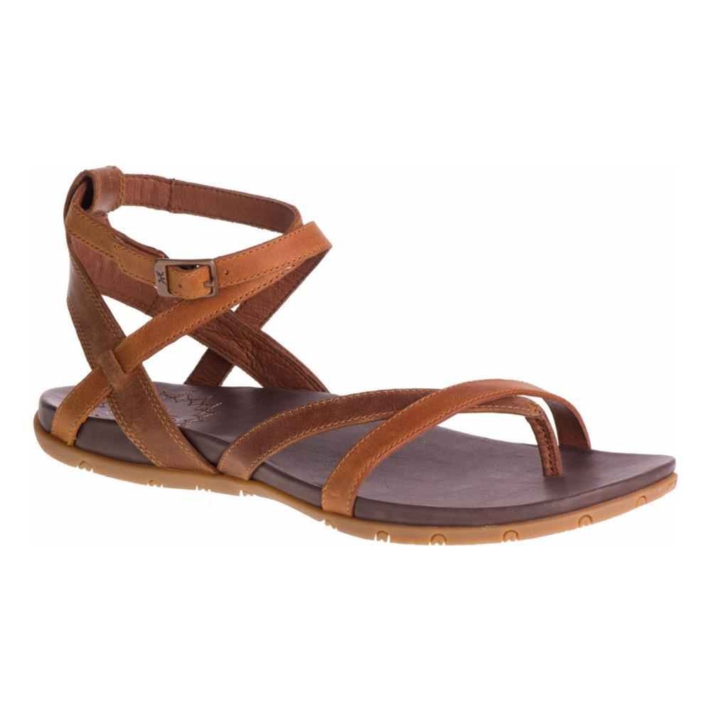 Chaco Women's Juniper Sandals RUST