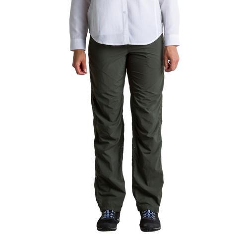 ExOfficio Women's BugsAway Damselfly Pants - 29in Inseam Nori