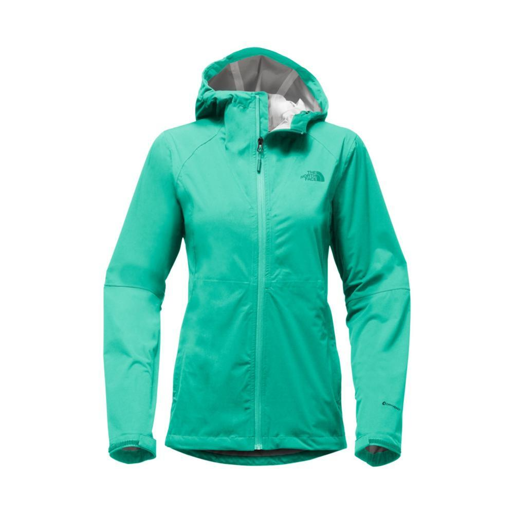 The North Face Women's Allproof Stretch Jacket PLGREEN_ZCU