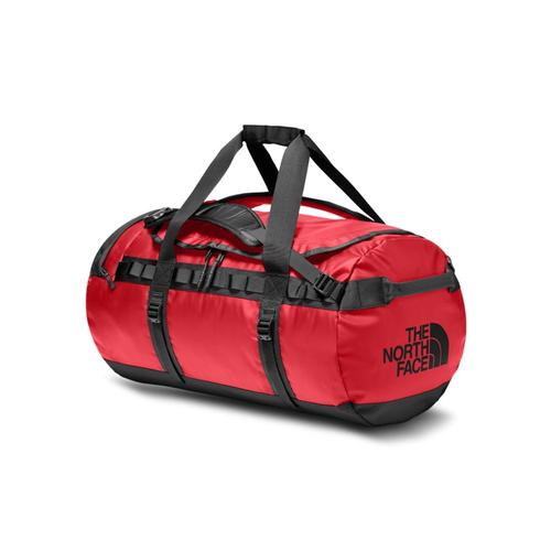 The North Face Base Camp Duffel - Medium Red/Blk_kz3