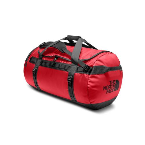 The North Face Base Camp Duffel - Large Red/Blk_kz3