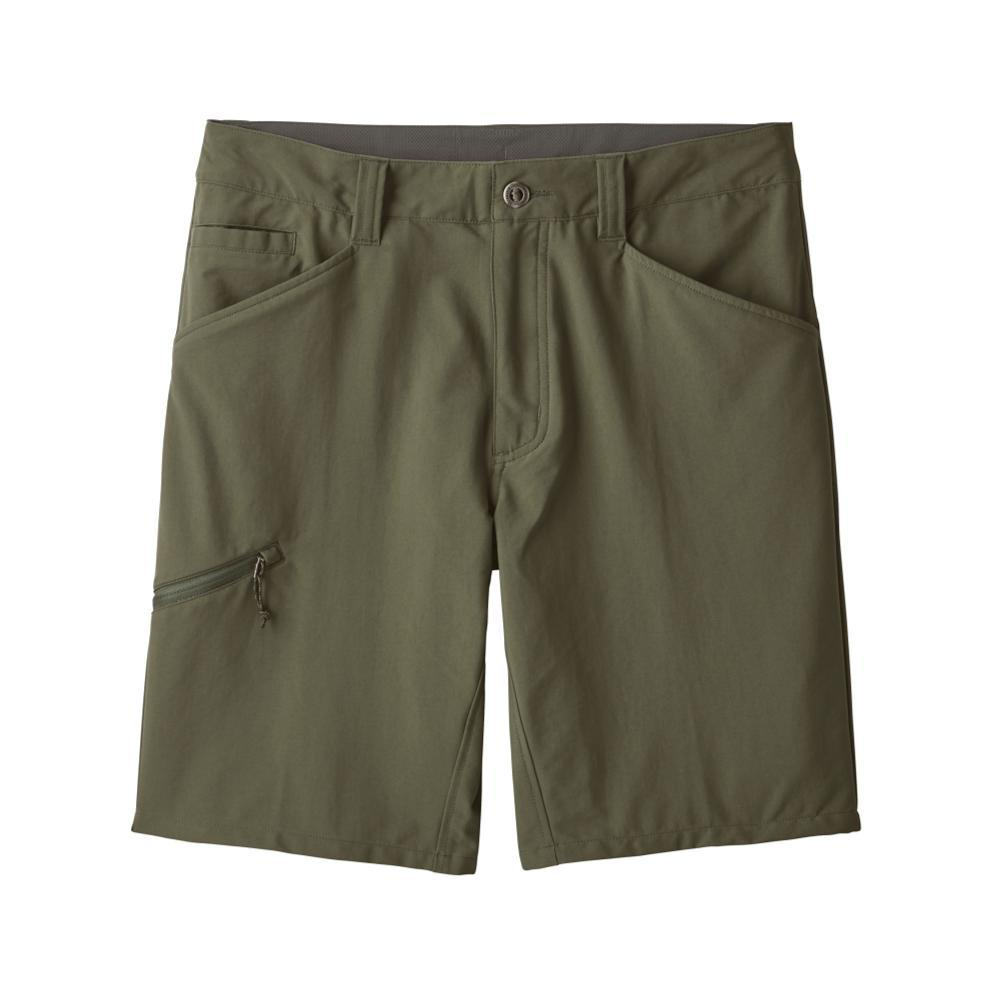 Patagonia Men's Quandary Shorts - 10in INDG_GREEN
