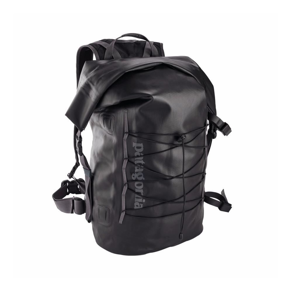 Patagonia Stormfront Roll Top Pack 45L BLK
