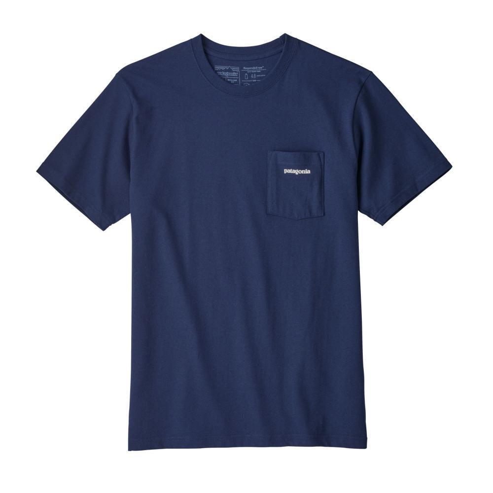 Patagonia Men's P- 6 Logo Pocket Responsibili- Tee