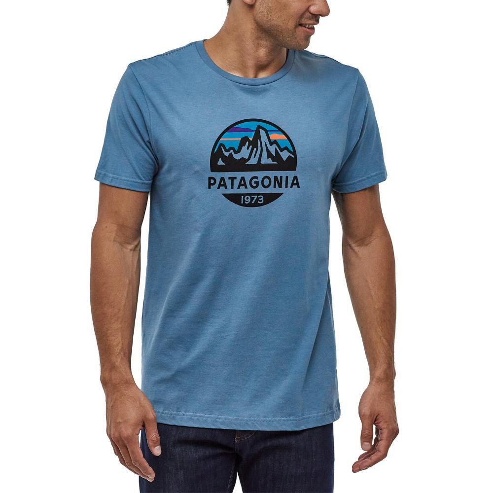 Patagonia Men's Fitz Roy Scope Organic T-Shirt WOBL