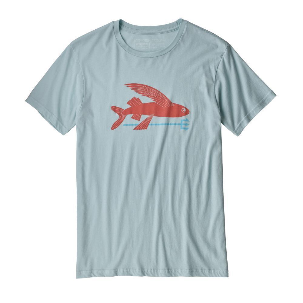 Patagonia Men's Flying Fish Organic T-Shirt ATBL