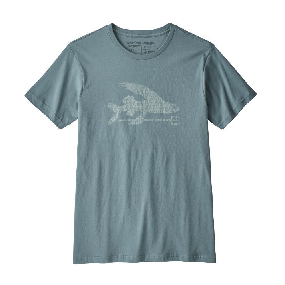 Patagonia Men's Flying Fish Organic T- Shirt