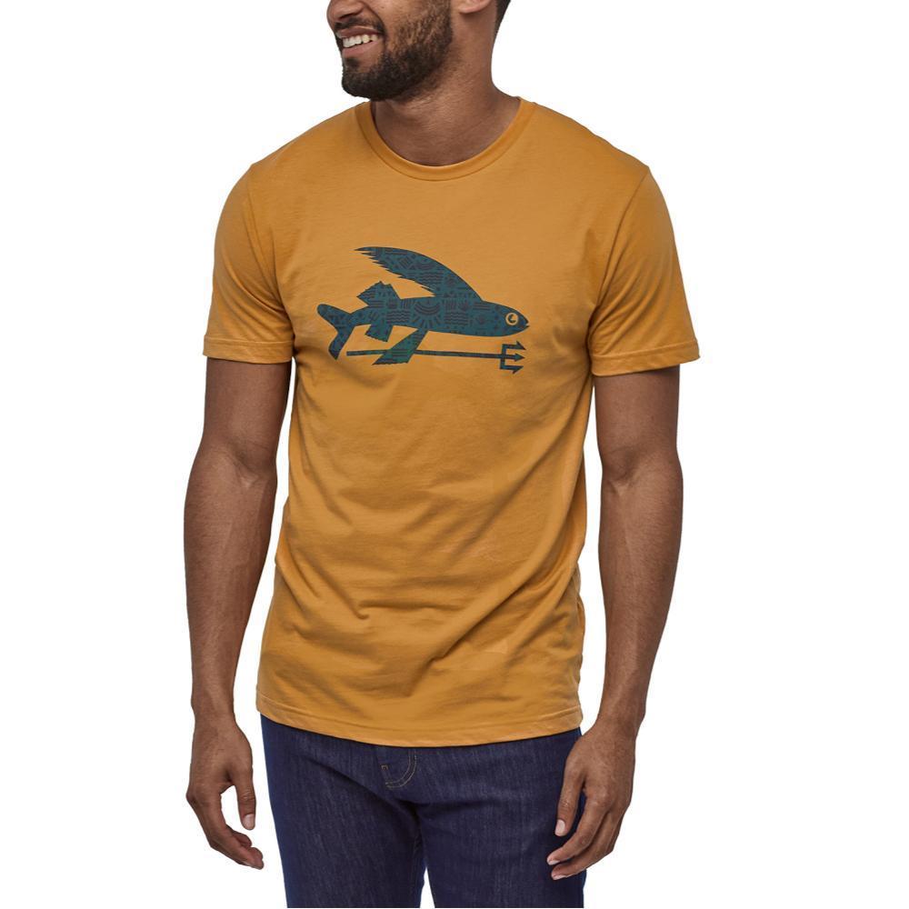 Patagonia Men's Flying Fish Organic T-Shirt GGPE