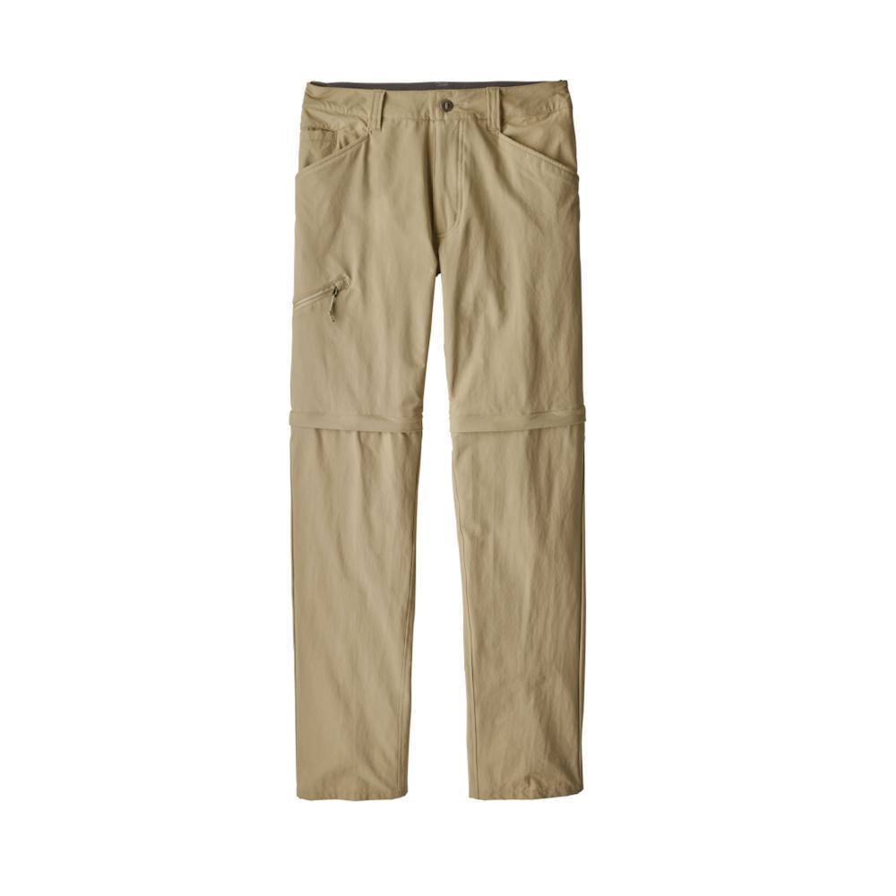 Patagonia Men's Quandary Convertible Pants ELKH_KHAKI