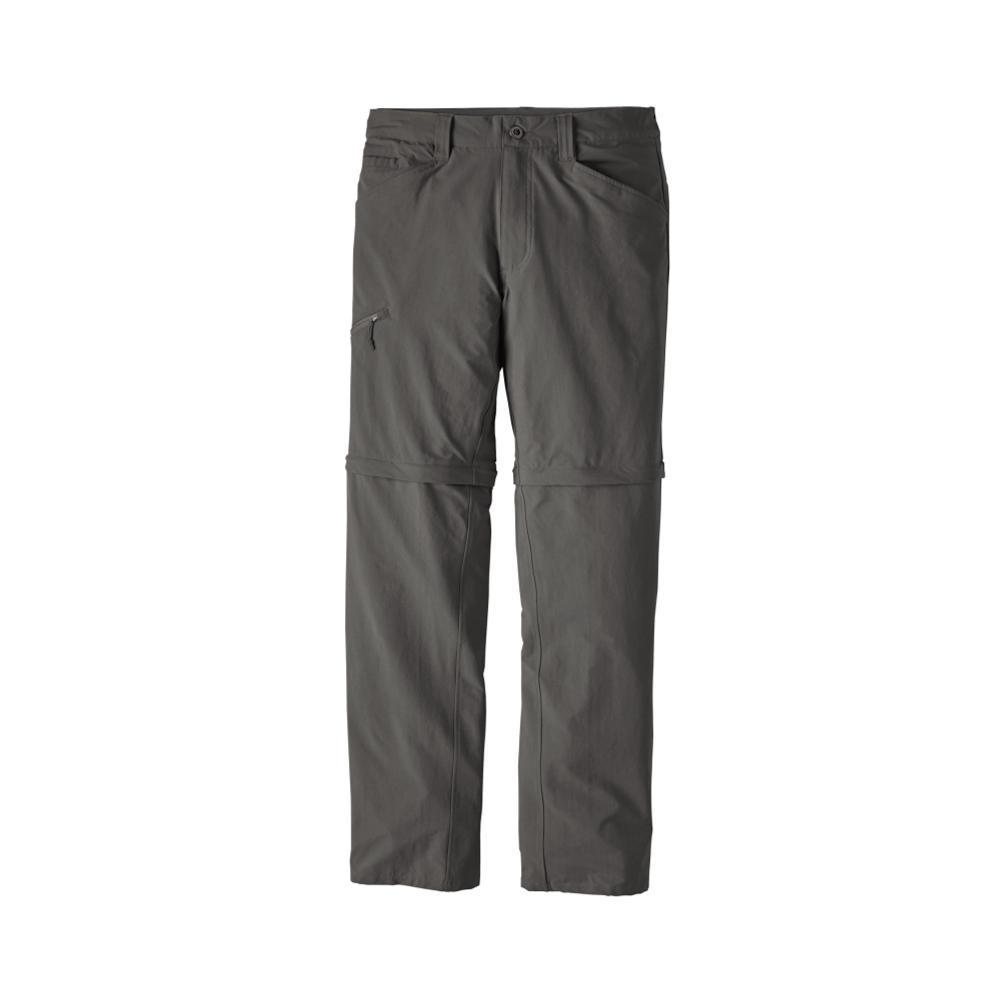 Patagonia Men's Quandary Convertible Pants GREY_FGE