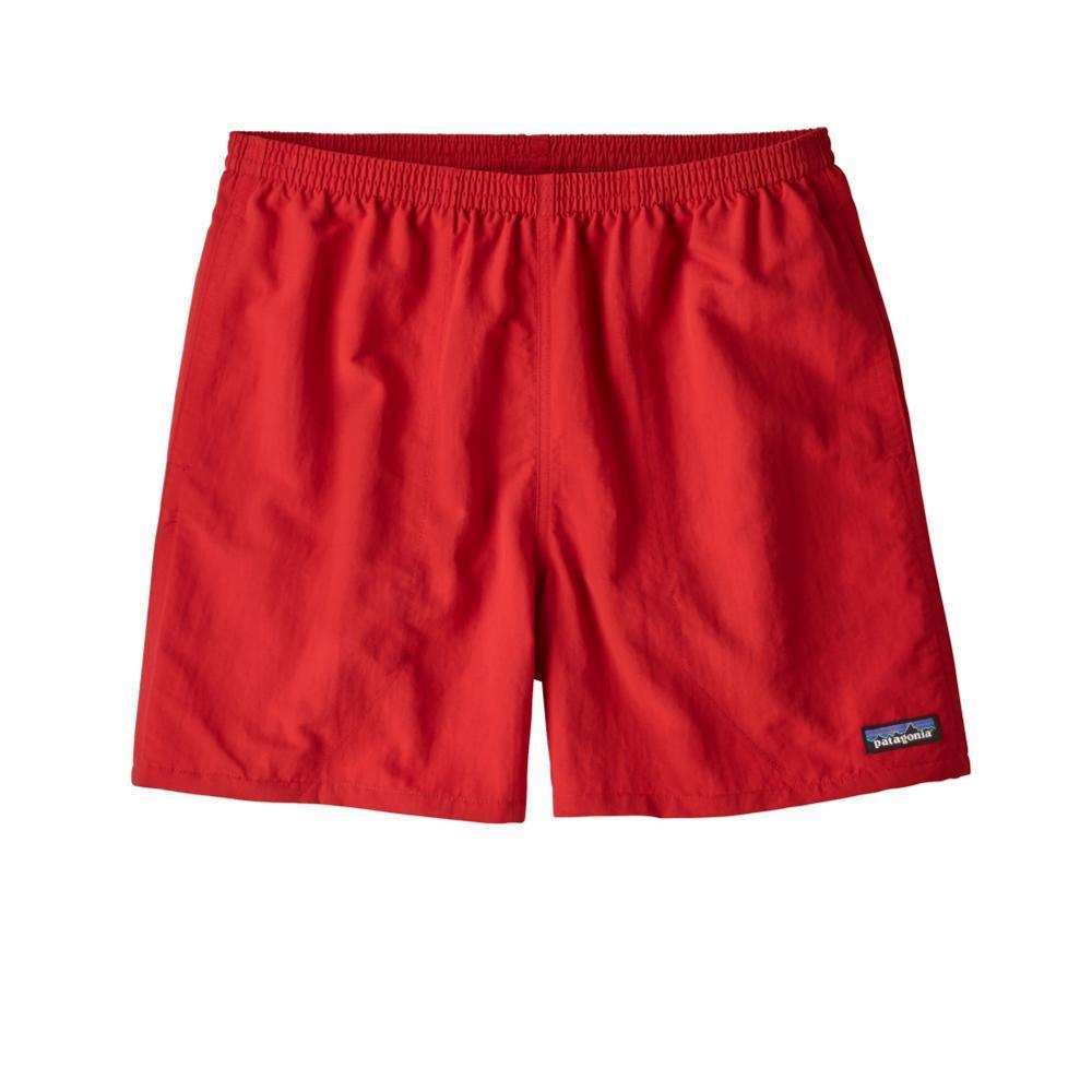 Patagonia Men's Baggies Shorts - 5in FRE_FIRE