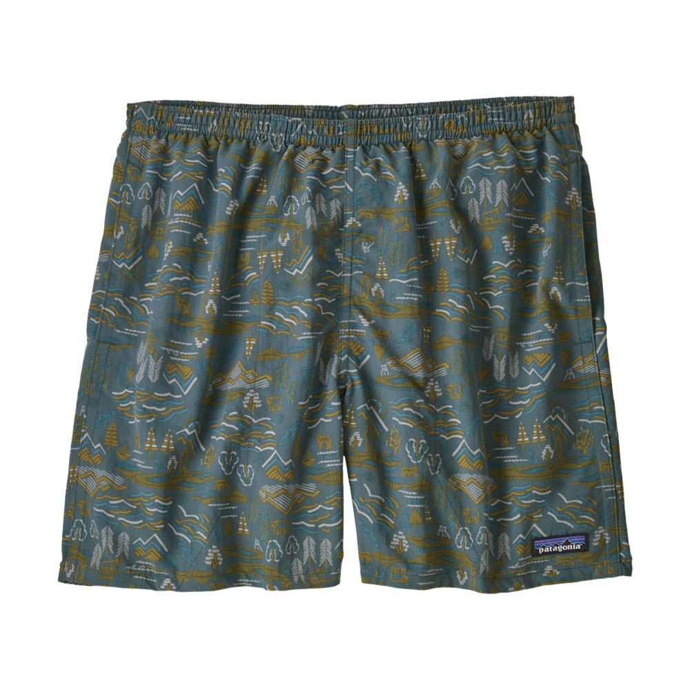 Patagonia Men's Baggies Shorts - 5in GRN_KTPG