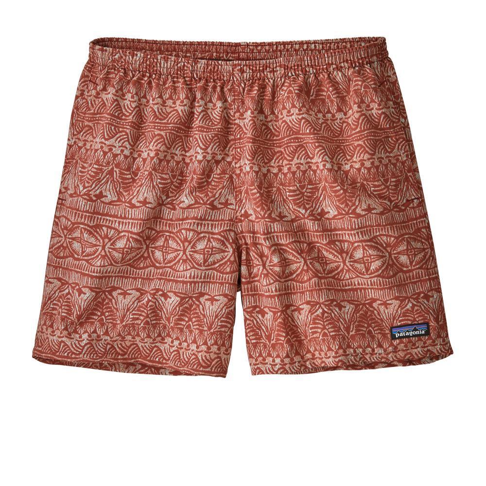 Patagonia Men's Baggies Shorts - 5in TRNA_ADOBE