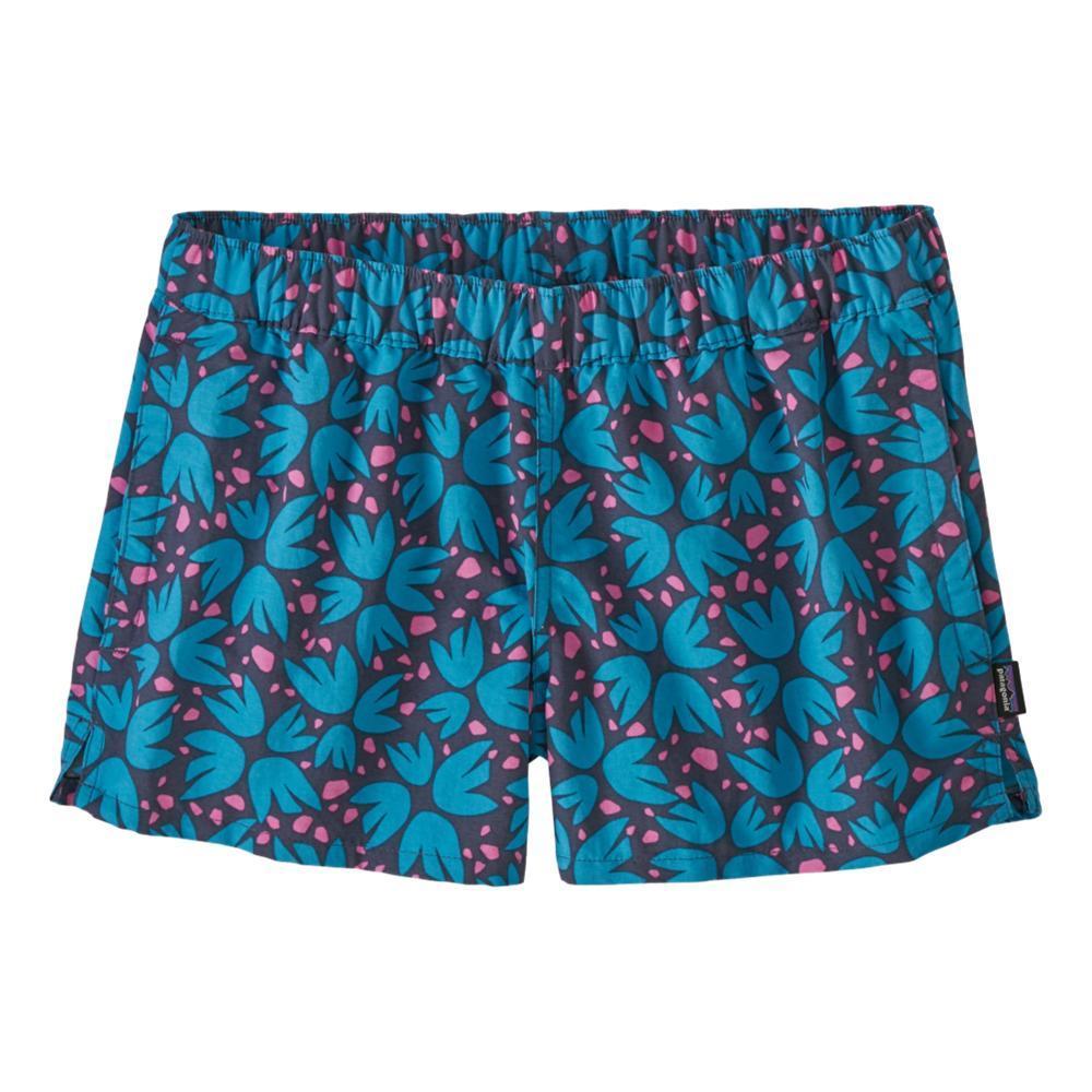 Patagonia Women's Barely Baggies Shorts - 2.5in BLUE_PCDO