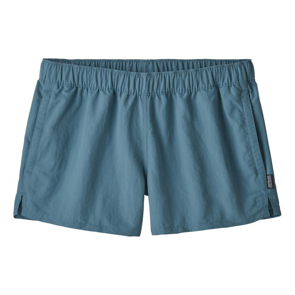Patagonia Women's Barely Baggies Shorts - 2.5in BLUE_PGBE