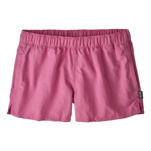 Patagonia Women's Barely Baggies Shorts - 2.5in Pink_mbpi